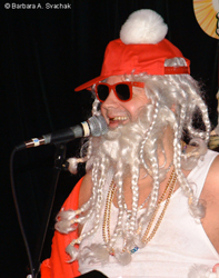 Chuck Buck as Snoop Clausy Claus